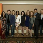 LIZZY WEISS (CREATOR/EXECUTIVE PRODUCER), SEAN BERDY, LUCAS GRABEEL, CONSTANCE MARIE, VANESSA MARANO, KATIE LECLERC, LEA THOMPSON, D.W. MOFFETT, PAUL STUPIN (EXECUTIVE PRODUCER)