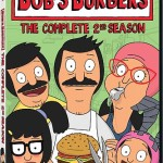 BOB'S BURGERS Serves up a Second Season of Laughs on DVD