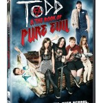 Make Way for Monsters and Mayhem with TODD & THE BOOK OF PURE EVIL: SEASON 2 on DVD June 25