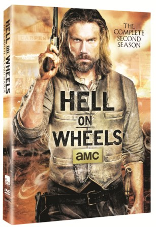 Hell On Wheels - Saison 2 [Complete]