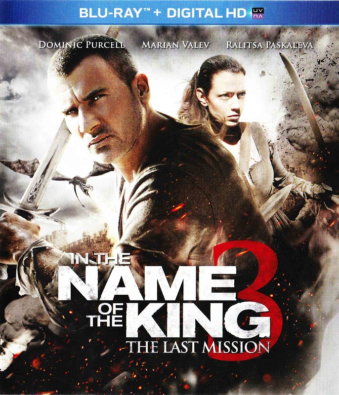 Blu Ray Review In The Name Of The King 3 The Last Mission Noreruns Net