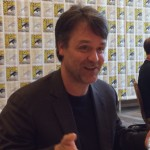Kevin Murphy - Defiance Press Room SDCC 2014