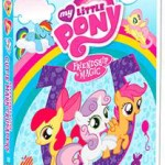 MY LITTLE PONY – FRIENDSHIP IS MAGIC: ADVENTURES OF THE CUTIE MARK CRUSADERS Comes To DVD Feb 24