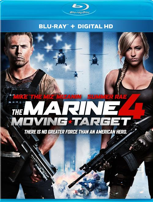 Blu-ray Review: THE MARINE 4: MOVING TARGET - No(R)eruns net
