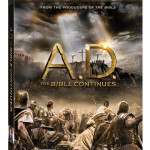 Blu-ray Review: A.D. THE BIBLE CONTINUES