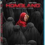 HOMELAND Season 4 Arrives on Blu-ray & DVD September 8