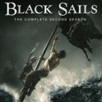 BLACK SAILS Season 2 Sets Course for Blu-ray & DVD November 3