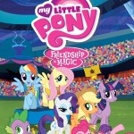 MY LITTLE PONY – FRIENDSHIP IS MAGIC: GAMES PONIES PLAY Arrives on DVD September 29