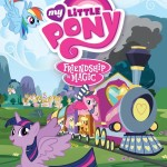 MY LITTLE PONY – FRIENDSHIP IS MAGIC: FRIENDS ACROSS EQUESTRIA on DVD March 1