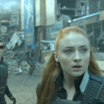 Cyclops (Tye Sheridan) and Jean (Sophie Turner) are in the midst of an epic battle to save the planet. Photo Credit: Courtesy Twentieth Century Fox.