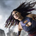 Psylocke (Olivia Munn) is a powerful telepath and trained ninja assassin. Photo Credit: Courtesy Twentieth Century Fox.