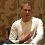 Prison Break - SDCC 2016 - Wentworth Miller (Michael Scofield)