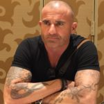 Prison Break - SDCC 2016 - Dominic Purcell (Lincoln Burrows)