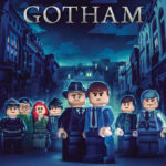 In Celebration of LEGO BATMAN, Warner Bros. Creates LEGO Billboards For Its Other TV Shows