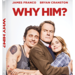 Bring Home WHY HIM? on 4K UHD, Blu-ray & DVD March 28