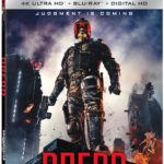 DREDD Arrives on 4K Ultra HD Combo Pack on June 6