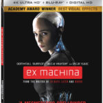 EX MACHINA Arrives on 4K Ultra HD Combo Pack on June 6