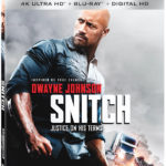 SNITCH Available on 4K Ultra HD Combo Pack on June 6