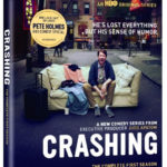 Pete Holmes' CRASHING: THE COMPLETE FIRST SEASON Arrives on Blu-ray & DVD August 1