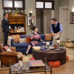 WILL & GRACE -- Season: 1 --  Pictured: (l-r) Eric McCormack as Will Truman, Megan Mullally as Karen Walker, Sean Hayes as Jack McFarland -- (Photo by: Chris Haston/NBC)
