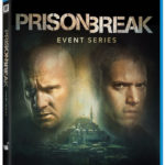 PRISON BREAK Event Series Arrives on Blu-ray and DVD June 27