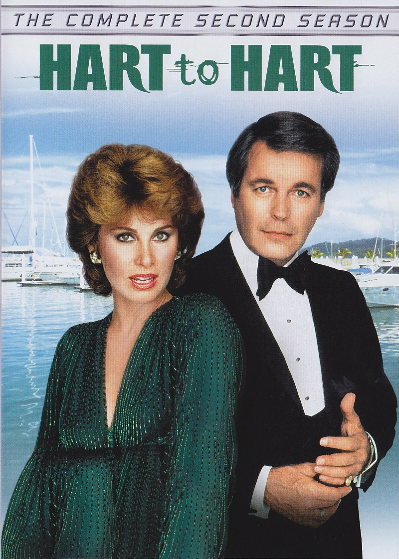 Dvd Review  Hart To Hart  The Complete Series