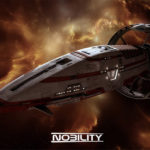 Sci-Fi Series NOBILITY Launches on Amazon