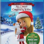 Mariah Carey's ALL I WANT FOR CHRISTMAS IS YOU Arrives on Blu-ray & DVD November 14