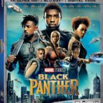Marvel Studios' BLACK PANTHER Arrives on Digital May 8, and on 4K Ultra HD, Blu-ray & DVD May 15