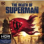 THE DEATH OF SUPERMAN Arrives on 4K Ultra HD, Blu-ray & DVD August 7