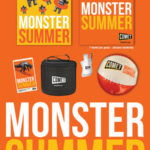 Giveaway: Win a COMET TV Monster Summer Prize Pack — CLOSED