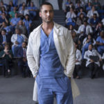 NEW AMSTERDAM -- Season Pilot -- Pictured: Ryan Eggold as Dr. Max Goodwin -- (Photo by: Francisco Roman/NBC)