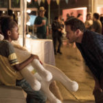 THE PASSAGE:  L-R:  Saniyya Sidney and Mak-Paul Gosselaar in THE PASSAGE on FOX.  ©2018 Fox Broadcasting Co.  Cr: Steve Dietl/FOX