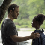 THE PASSAGE:  L-R:  Mark-Paul Gosselaar and Saniyya Sidney in THE PASSAGE premiering midseason on FOX.  ©2018 Fox Broadcasting Co.  Cr: Steve Dietl/FOX
