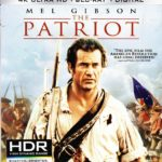 4K Ultra HD/Blu-ray Review: THE PATRIOT