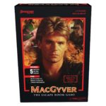 MACGYVER: THE ESCAPE ROOM GAME IN A BOX Now Available Exclusively at Target