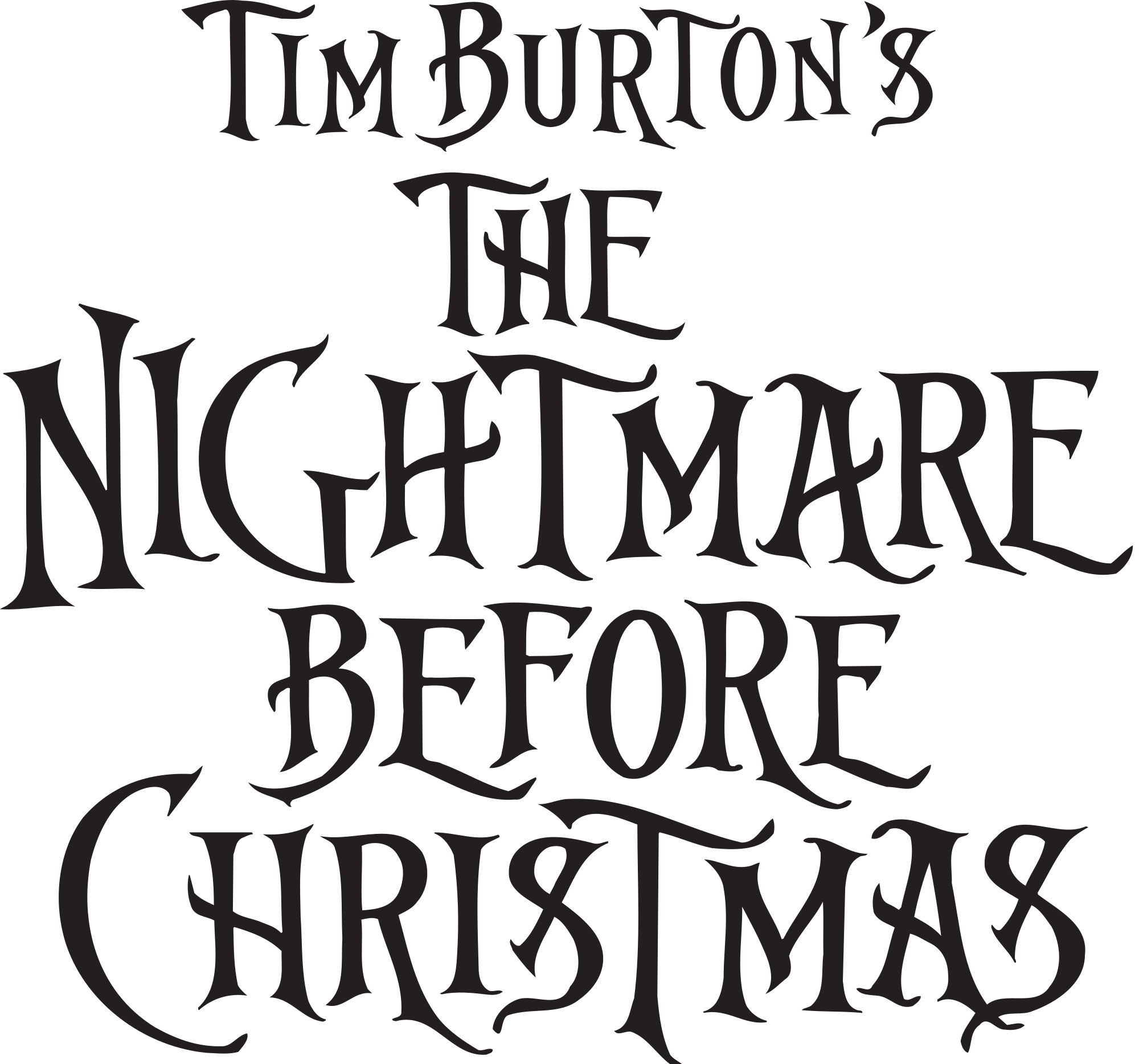 THE NIGHTMARE BEFORE CHRISTMAS 25th Anniversary Edition Arrives on ...