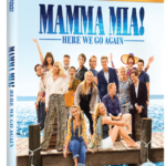 Giveaway: Win MAMMA MIA! HERE WE GO AGAIN on Blu-ray Combo Pack
