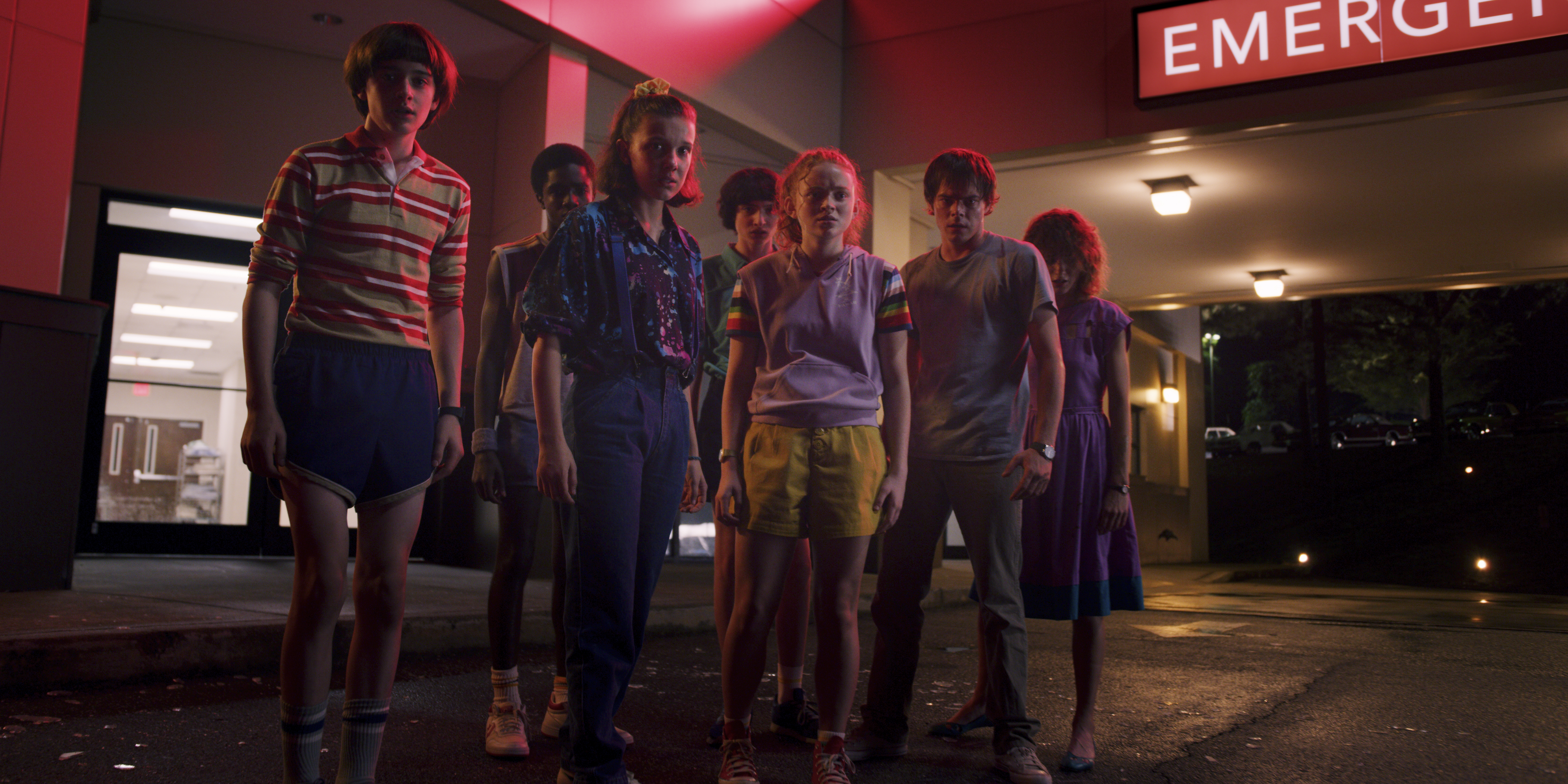 Netflix Releases Trailer and First Look Images for STRANGER