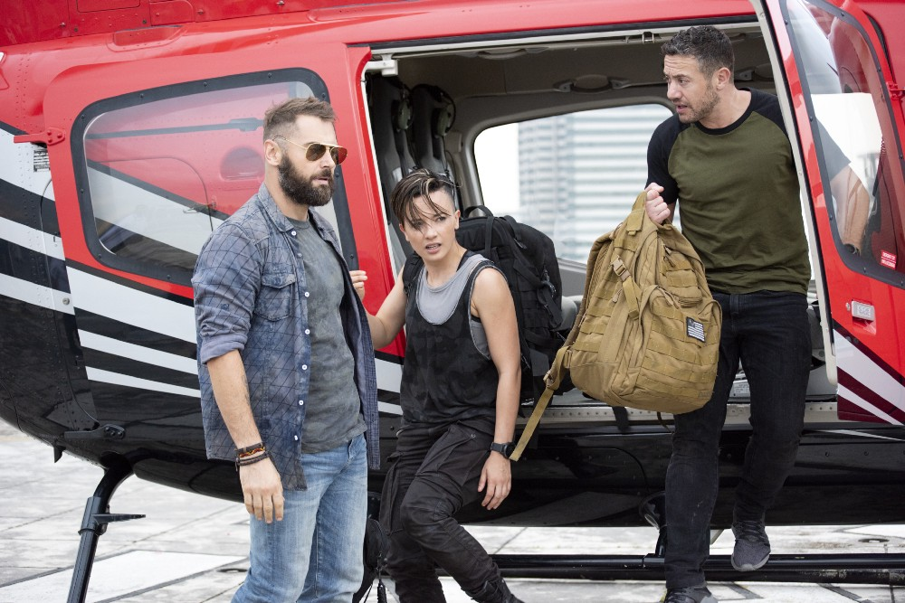 CINEMAX Renews Action Series STRIKE BACK for Seventh and