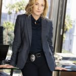 TOMMY--  When a former high-ranking NYPD officer becomes the first female Chief of Police for Los Angeles, she uses her unflinching honesty and hardball tactics to navigate social, political, and national security issues while enforcing the law. CBS series TOMMY on the CBS Television Network.  Pictured  Edie Falco as  Abigail 'Tommy' Thomas  Photo: Cliff Lipson/CBS ©2019 CBS Broadcasting, Inc. All Rights Reserved