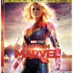 CAPTAIN MARVEL Launches on Digital May 28, and Lands on 4K Ultra HD & Blu-ray June 11