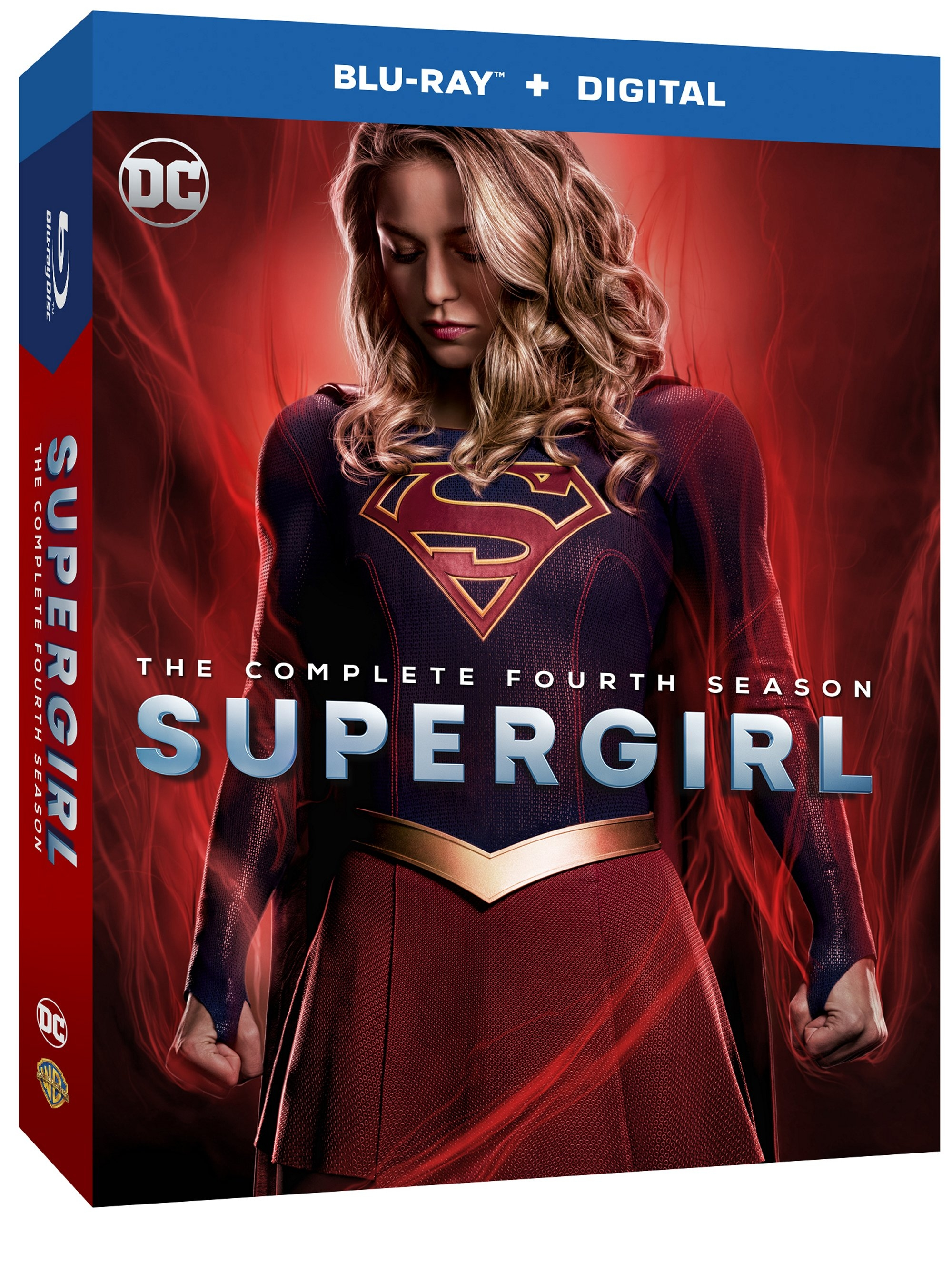 SUPERGIRL: THE COMPLETE FOURTH SEASON Arrives on Blu-ray