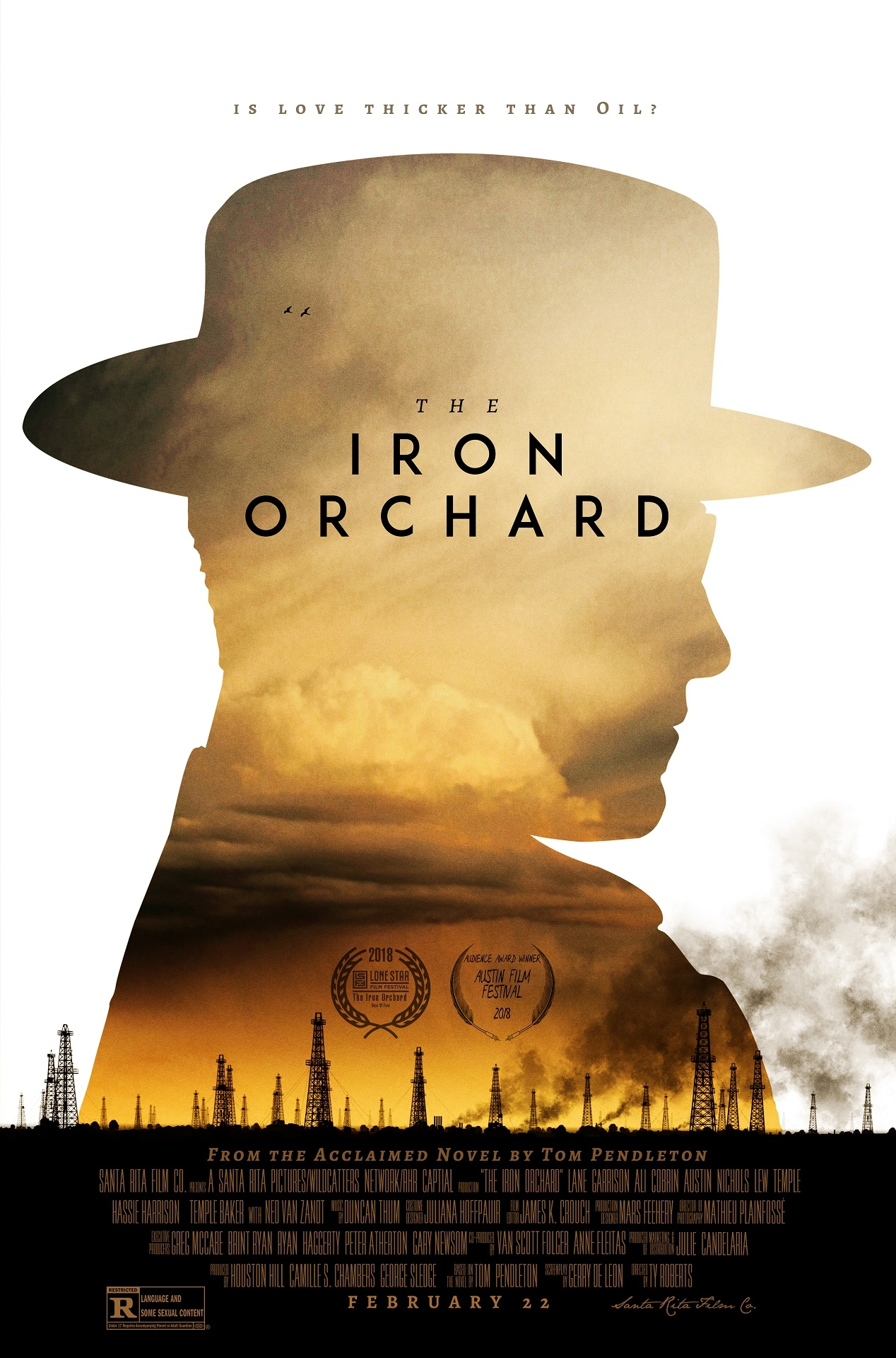 THE IRON ORCHARD Arrives on Digital, Blu-ray & DVD August 6th - No(R