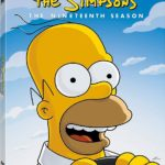 DVD Review: THE SIMPSONS: THE COMPLETE NINETEENTH SEASON
