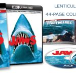 Giveaway: Win JAWS 45TH ANNIVERSARY LIMITED EDITION on 4K Ultra HD Combo Pack