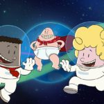 GEORGE HAROLD CAPTAIN UNDERPANTS SPACE