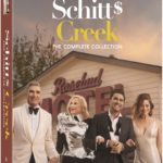 SCHITT'S CREEK: The Complete Collection Arrives on DVD November 10