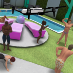 Big Brother The Game Screenshot_FutureHouse_Pool