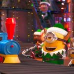 ILLUMINATION PRESENTS MINIONS HOLIDAY SPECIAL -- Pictured: Minions Holiday Special -- Pictured: Stuart, Bob, Kevin (Photo by: Illumination and Universal Pictures)